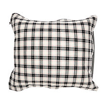 Buy Gant Christmas Check Oxford Pillowcase Online at johnlewis.com