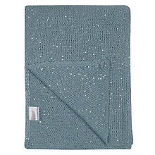 Buy Jigsaw Sequin Throw Online at johnlewis.com