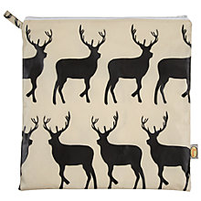 Buy Anorak Kissing Stags Washbag, Large Online at johnlewis.com