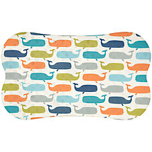 Buy John Lewis Walk The Plank Non-Slip Bath Mat, Multicoloured Online at johnlewis.com