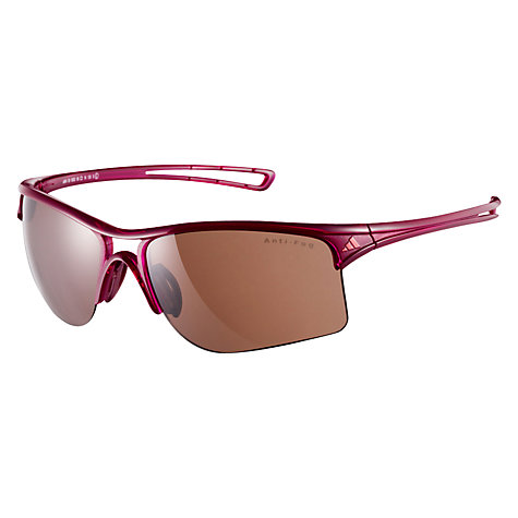 Buy Adidas Raylor Glasses, Shiny Pink, Small Online at johnlewis.com
