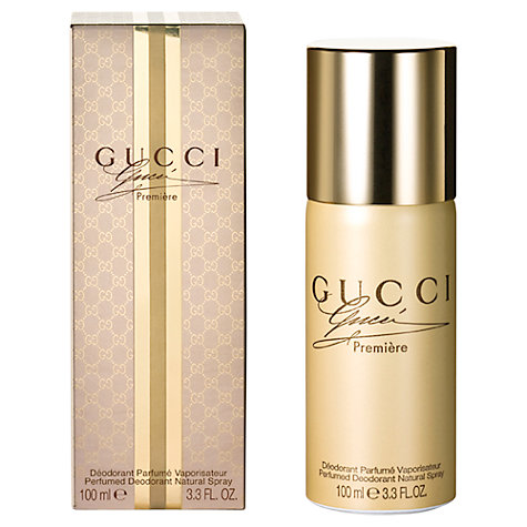 Buy Gucci Première Perfumed Deodorant Spray, 100ml Online at johnlewis.com