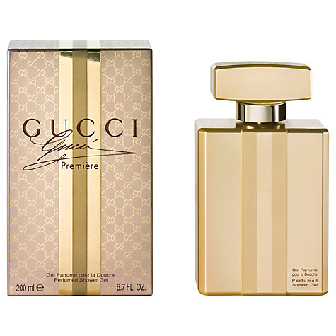 Buy Gucci Première Perfumed Shower Gel, 200ml Online at johnlewis.com