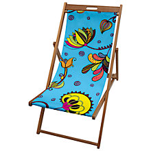 Buy John Lewis Rangoli Deck Chair Online at johnlewis.com