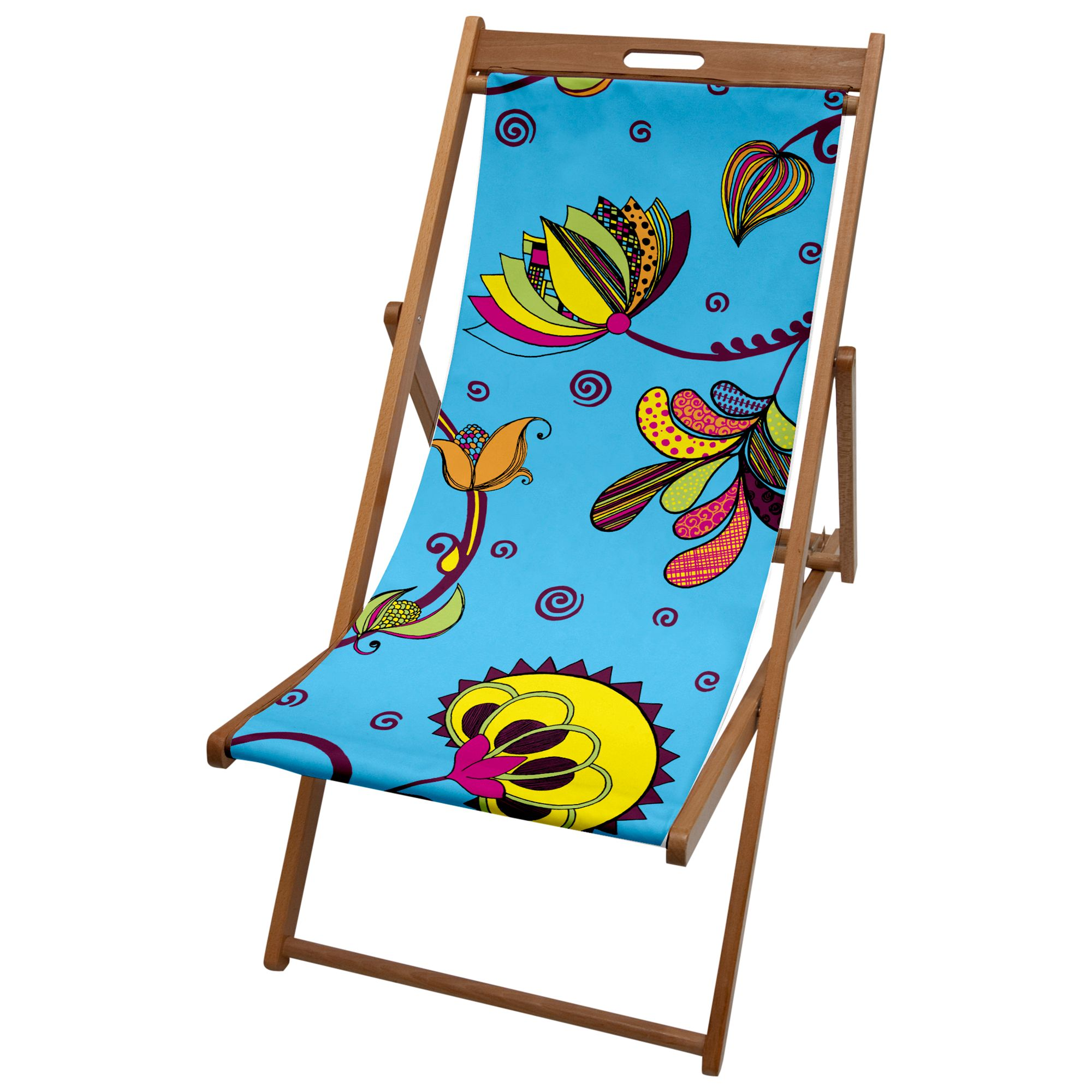 John Lewis Rangoli Deck Chair
