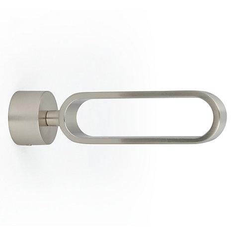 Buy John Lewis Steel Ellipse Finial, Dia.28mm Online at johnlewis.com
