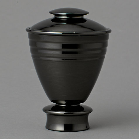 Buy John Lewis Gunmetal Urn Finial, Dia.28mm Online at johnlewis.com