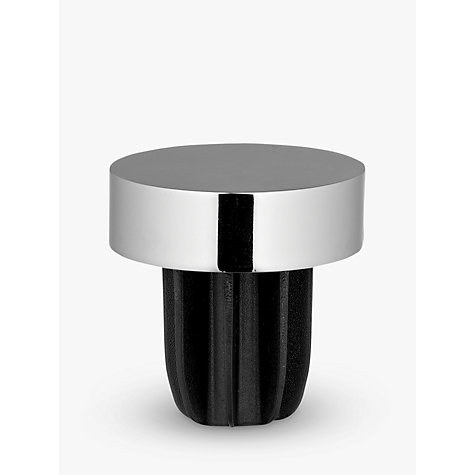Buy John Lewis Chrome Stud Finial, Dia.28mm Online at johnlewis.com