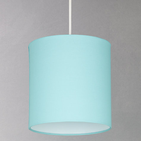 Buy little home at John Lewis New Lulu Drum Shade Online at johnlewis.com