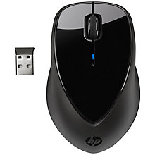 Buy HP X4000 Wireless Laser Mouse Online at johnlewis.com