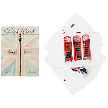 Buy Bridget Davies Postcards, Pack of 8 Online at johnlewis.com