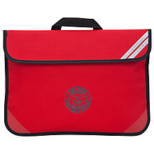 Buy Bilingue/Bilingual Stream of L'Ecole Marie D'Orliac & Holy Cross School Book Bag, Red Online at johnlewis.com