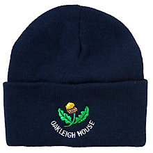 Buy Oakleigh House Ski Hat, Navy Online at johnlewis.com