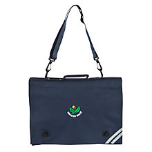 Buy Oakleigh House School Bookbag, Navy Online at johnlewis.com