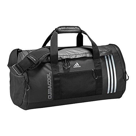 Buy Adidas CLIMACOOL Medium Team Holdall, Black Online at johnlewis.com