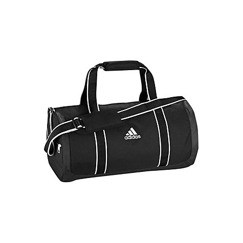 Buy Adidas Core Essentials Team Holdall, Black Online at johnlewis.com