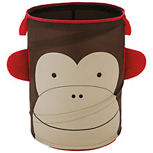Buy Skip Hop Pop Up Hamper, Monkey Online at johnlewis.com