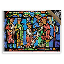 Buy Almanac Adoration Magi Charity Christmas Cards, Box of 10 Online at johnlewis.com