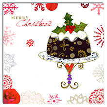 Buy Hammond Gower Figgy Pudding Charity Christmas Cards, Box of 5 Online at johnlewis.com