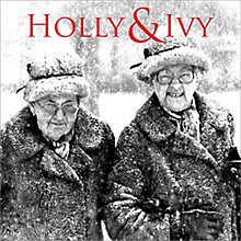 Buy Holly And Ivy Christmas Cards, pack of 8 Online at johnlewis.com