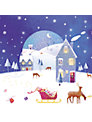 Paperhouse Preparing For Take Off Charity Christmas Cards, pack of 6