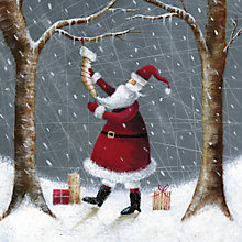Buy Paperhouse Stocking Filler Charity Christmas Cards, pack of 6 Online at johnlewis.com