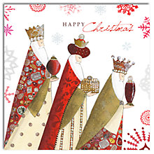 Buy Hammond Gower Three Kings Christmas Cards, Box of 5 Online at johnlewis.com