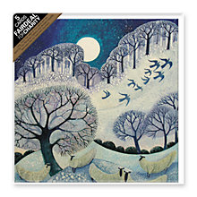 Buy Almanac Winter Woolies Jensen Charity Christmas Cards, pack of 5 Online at johnlewis.com