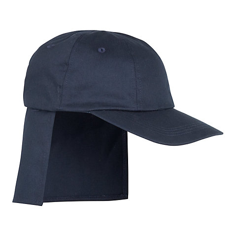 Buy School Legionnaires' Cap, Navy Online at johnlewis.com