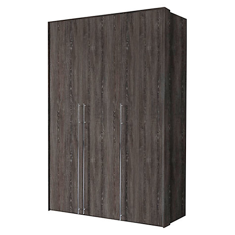 Buy John Lewis Vier Hinged Wardrobes, Wood, 1.5m Online at johnlewis.com