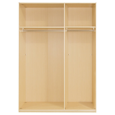Buy John Lewis Vier Sliding Wardrobes, 1.5m Online at johnlewis.com