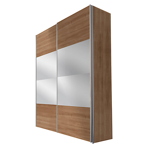 Buy John Lewis Vier Sliding Wardrobes, 2.5m Online at johnlewis.com