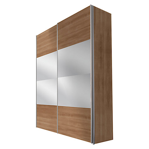Buy John Lewis Vier Sliding Wardrobes, 2m Online at johnlewis.com