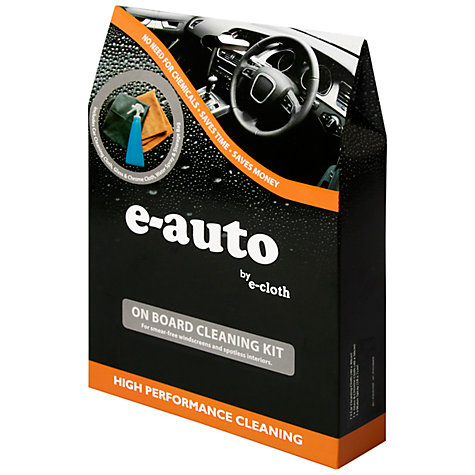 Buy E-auto On Board Cleaning Kit Online at johnlewis.com