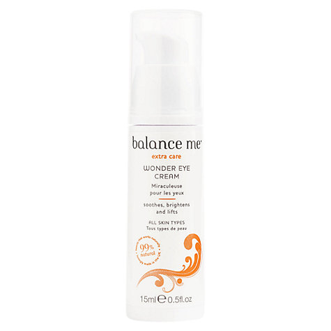 Buy Balance Me Wonder Eye Cream, 15ml Online at johnlewis.com