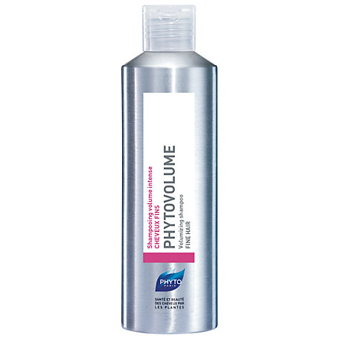 Buy Phyto Phytovolume Volumising Shampoo for Fine Hair, 200ml Online at johnlewis.com