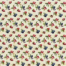 Buy John Lewis Bramble PVC Cut Length Tablecloth, Chintz Online at johnlewis.com
