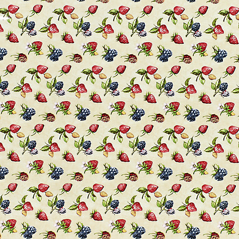 Buy John Lewis Bramble PVC Tablecloth Fabric, Chintz Online at johnlewis.com