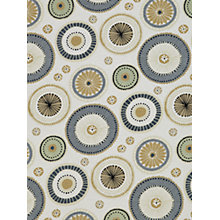 Buy John Lewis Cogs PVC Cut Length Tablecloth, Natural Online at johnlewis.com
