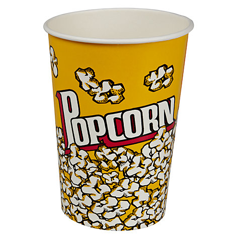 Buy Eddingtons Popcorn Cups, Set of 4 Online at johnlewis.com