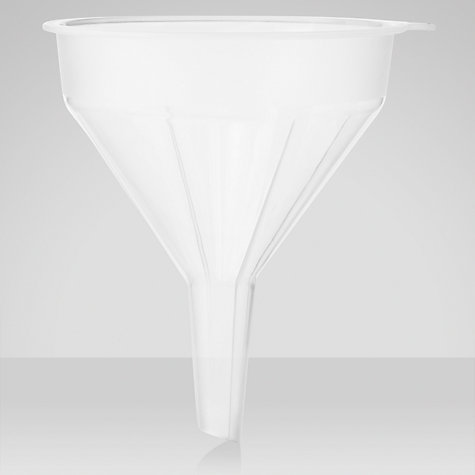 Buy John Lewis Plastic Funnel Online at johnlewis.com