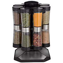 Buy John Lewis 16 Jar Spice Rack Online at johnlewis.com
