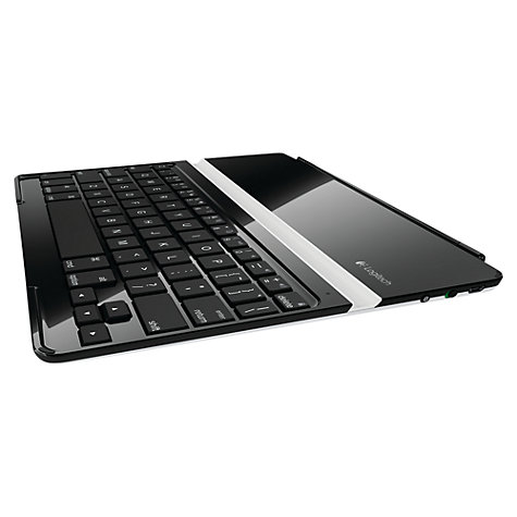 Buy Logitech Ultrathin Keyboard Cover for 2nd, 3rd & 4th Generation iPad Online at johnlewis.com