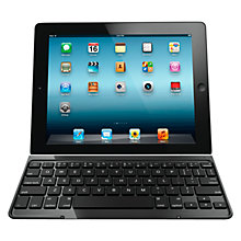 Buy Logitech Ultrathin Keyboard Cover for 2nd, 3rd & 4th Generation iPad, Black plus FREE Logitech iPhone/ iPod touch Gaming Controller Online at johnlewis.com