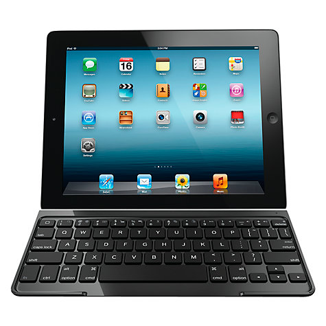 Buy Logitech Ultrathin Keyboard Cover for iPad Online at johnlewis.com