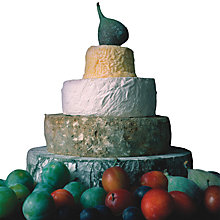 Buy The Fine Cheese Co. Beth Celebration Cheese Cake, 6.38kg Online at johnlewis.com