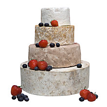 Buy The Fine Cheese Co. Betty Celebration Cheese Cake, 7.8kg Online at johnlewis.com