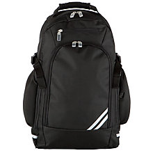 Buy Backcare Backpack, Large, Black Online at johnlewis.com