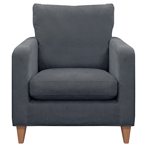Buy John Lewis Bailey Armchair, Kerry Steel Online at johnlewis.com
