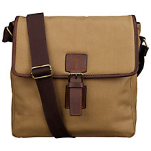 Buy John Lewis Himalaya Messenger Bag, Beige Online at johnlewis.com